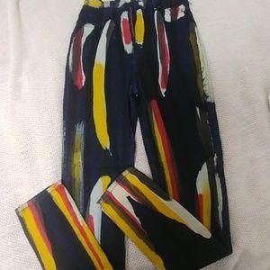 Multi-Colored Jeans